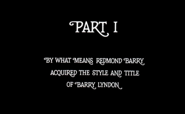 Fig. 5. Barry Lyndon (1975).