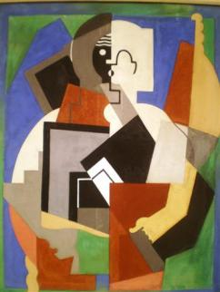 Fig. 4. The Schoolboy (Gleizes, 1924).