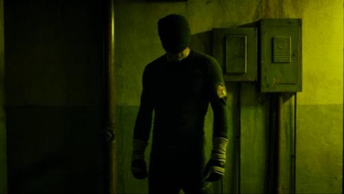 Fig.2. Daredevil arrives.
